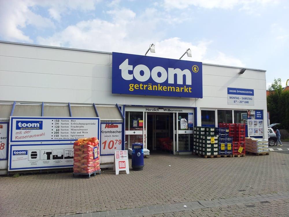 toom Getränkemarkt - Beverage Store - Industriestr. 22, Heiligenroth ...