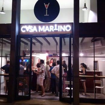 Casa martino bares de tapas calle manso 1 l 39 eixample - Calle manso barcelona ...