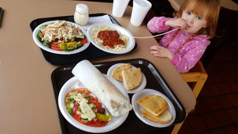 Athens Greek Restaurant: 10753 Alpharetta Hwy, Roswell, GA