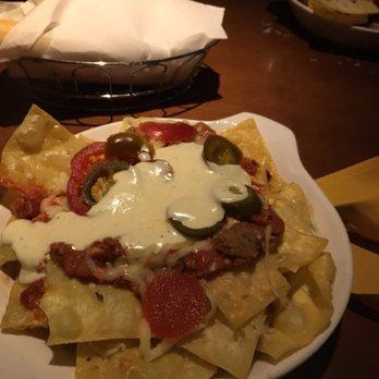 photo of olive garden italian restaurant greenwood in united states pasta nachos - Olive Garden Greenwood