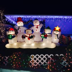photo of upper hastings ranch association pasadena ca united states - Hastings Ranch Christmas Lights
