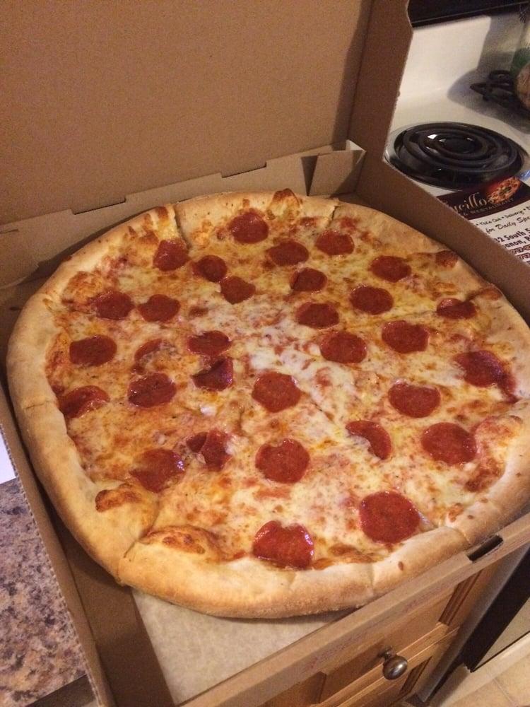 Pucillo S Pizza Restaurant Lebanon Pa