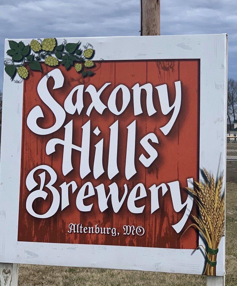 Saxony Hills Brewery: 303 Maple St, Altenburg, MO
