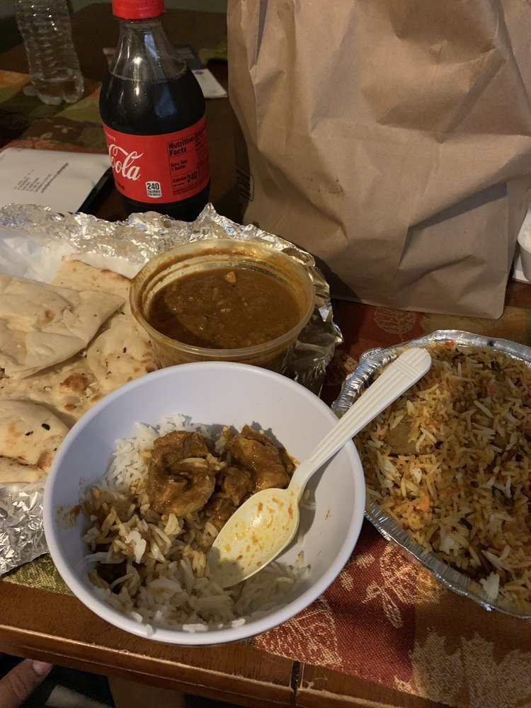 Indian Cafe: 669 Avenue Of The Cities, East Moline, IL