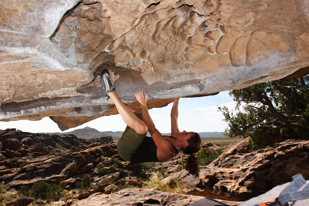 Blue Lizard Climbing and Yoga: 17561 Old Butterfield Rd, El Paso, TX