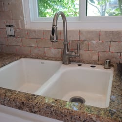 Accolade plumbing 173 reviews plumbing mission - Kitchen sinks san diego ...