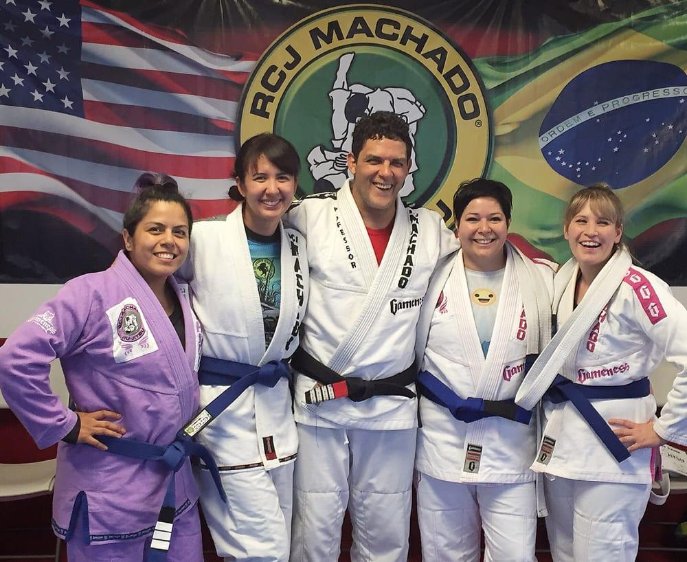RCJ Machado Jiu-Jitsu: 10675 E Nw Hwy, Dallas, TX