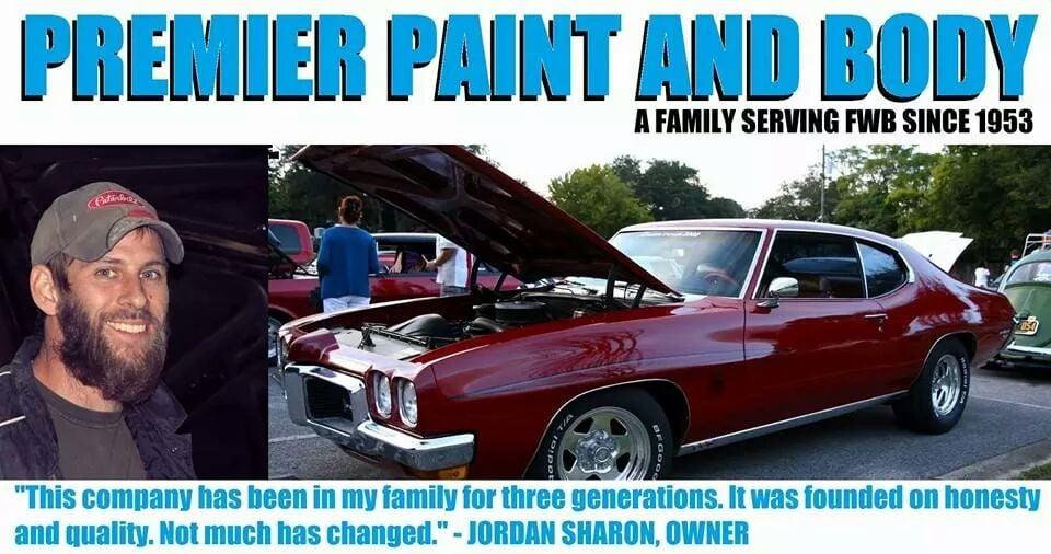 Premier Paint & Body Works: 37 Beal Pkwy NE, Fort Walton Beach, FL
