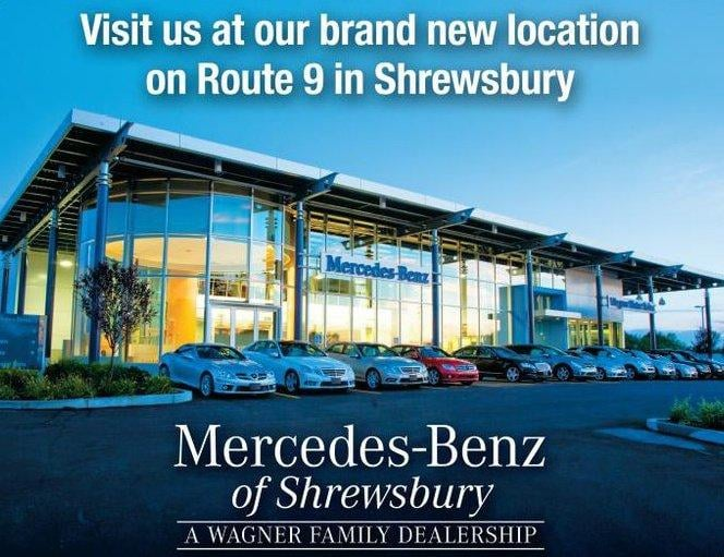 photos for wagner mercedes benz of shrewsbury yelp