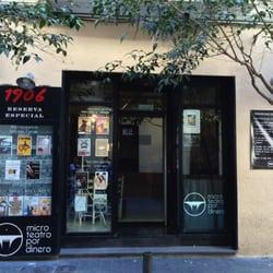 Microteatro por dinero 20 photos 23 reviews for Calle loreto prado y enrique chicote