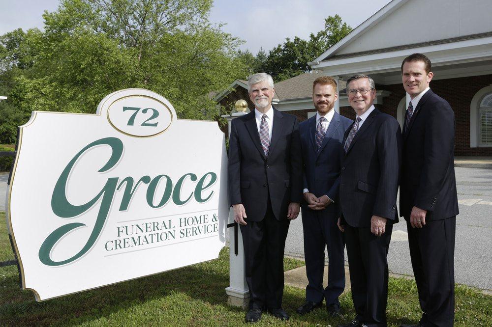 Groce Funeral Home: 72 Long Shoals Rd, Arden, NC