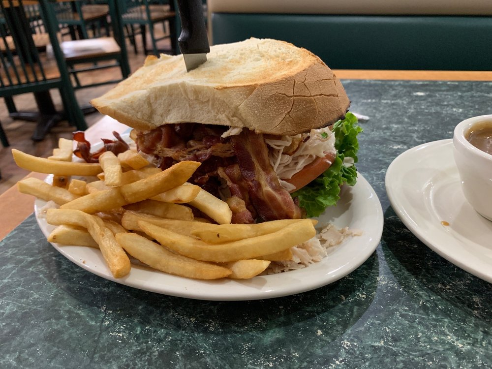 Tony's I-75 Restaurant: 8781 Main St, Birch Run, MI