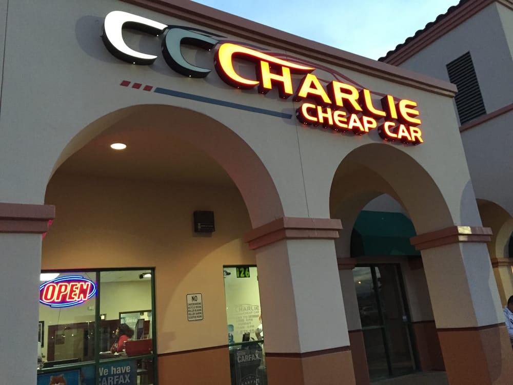 Charlie Cheap Car