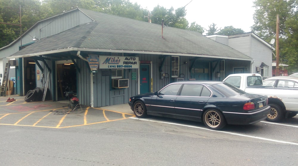 Mike's Auto Repair Towing & Notary: Portland, PA