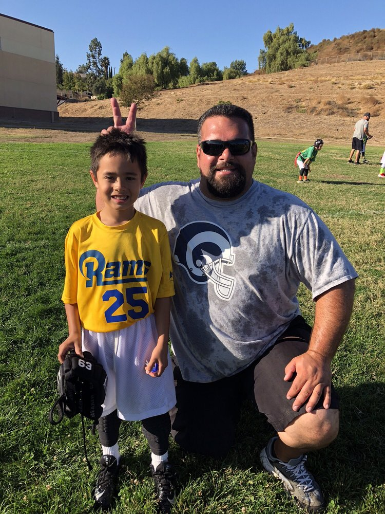 Conejo Youth Flag Football Association: 1336 Moorpark Rd, Thousand Oaks, CA