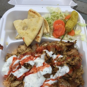 Chez Salim Chicken And Rice Food Truck 27 Photos 37 Reviews