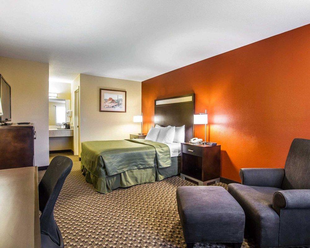 Quality Inn Holbrook: 2602 Navajo Blvd, Holbrook, AZ