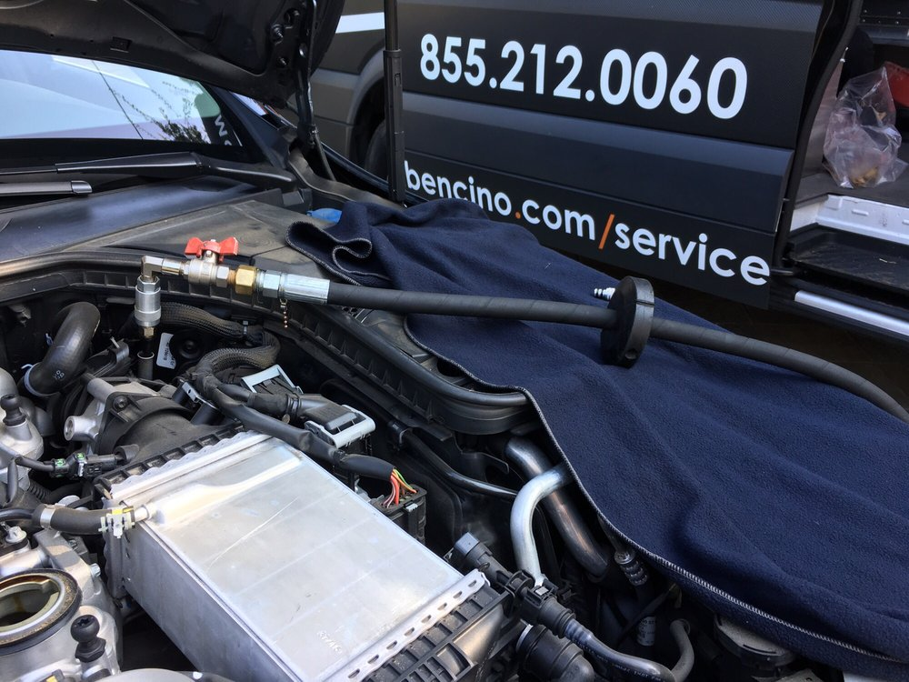 Photo Of Mercedes Benz Of Encino   Encino, CA, United States. Vacuums