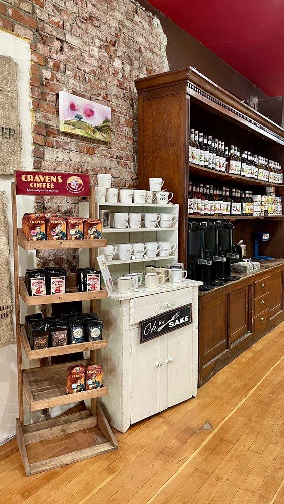 Neill's Coffee & Ice Cream: 230 E Main St, Pullman, WA