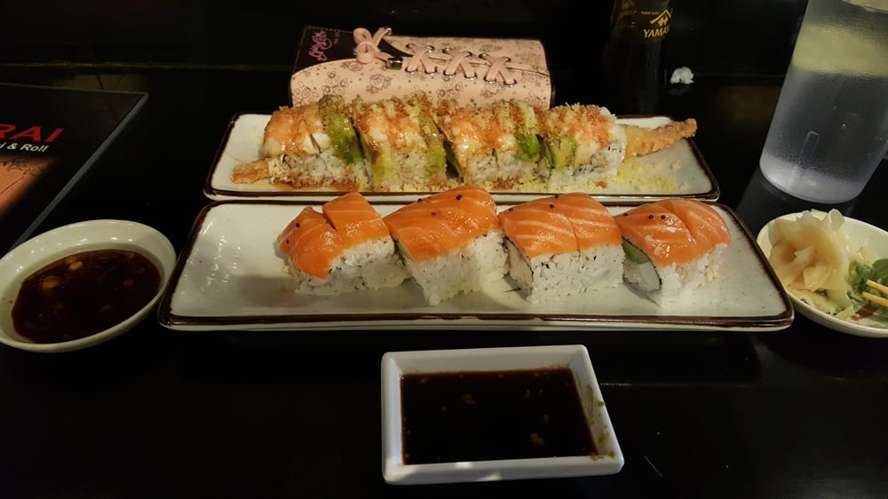 Samurai Sushi & Roll