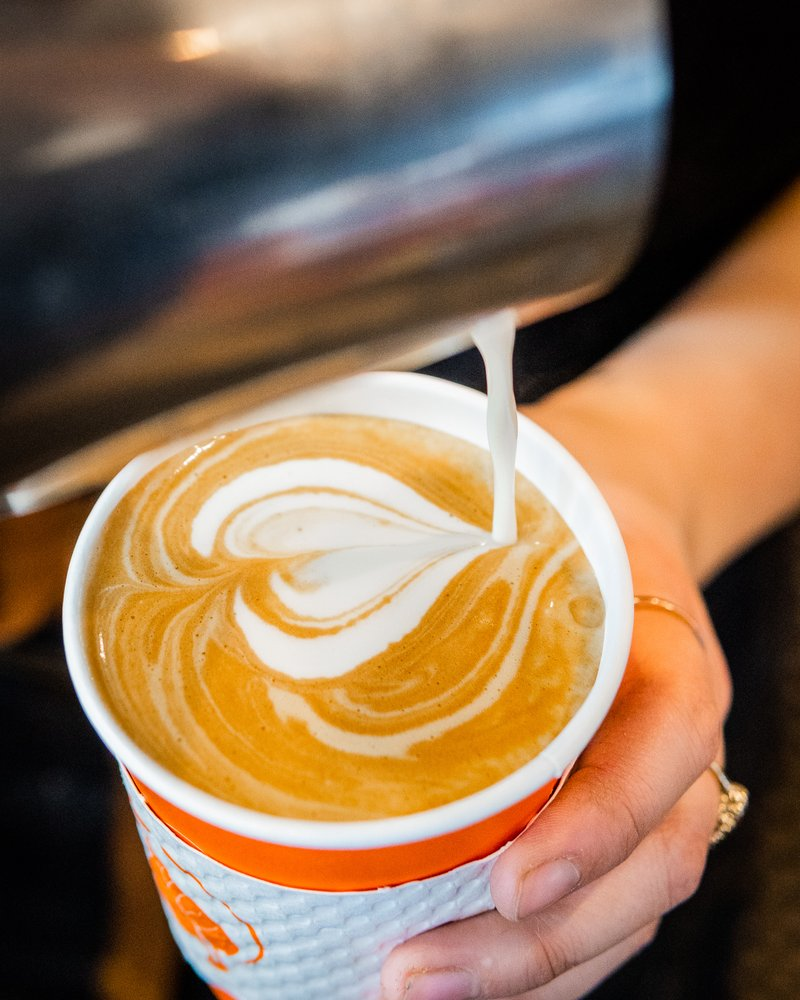 Bodhi Leaf Coffee Traders: 1450 S Harbor Blvd, La Habra, CA