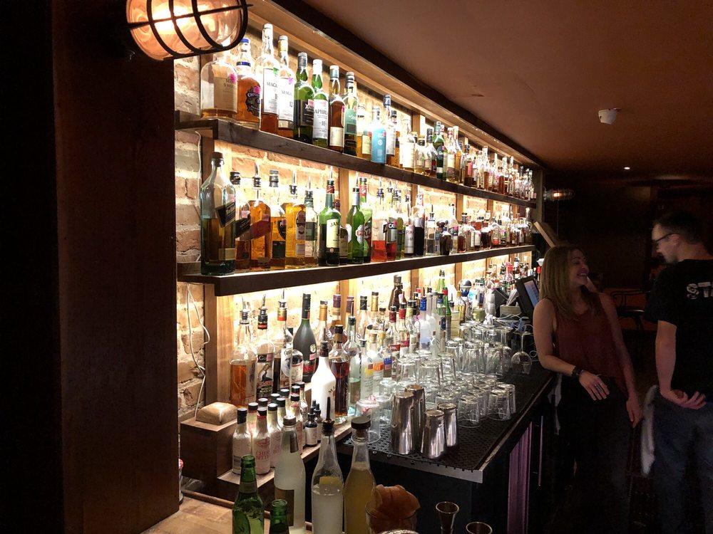 Whisky Box: 412 W 4th St, Winston-Salem, NC