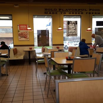 Marvelous Photo Of Del Taco   Clawson, MI, United States. New Dining Room! Part 10