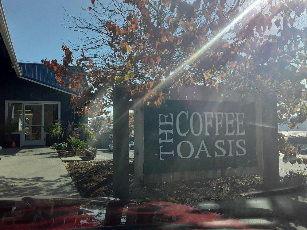 The Coffee Oasis: 11212 NE State Highway 104, Kingston, WA