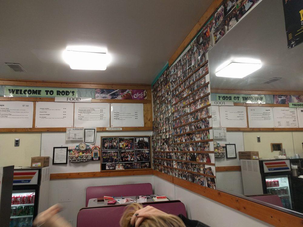 Rod s diner 25 foto e 70 recensioni dolci 812 s for Affitti della cabina di ann arbor michigan