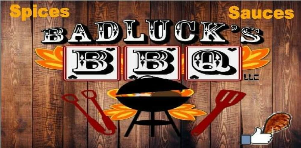 Badlucks BBQ: Springfield Rd, Cedar Springs, GA