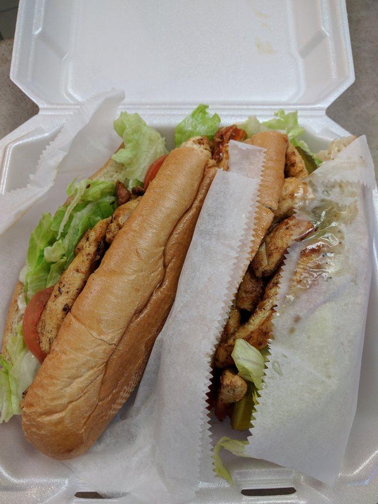 Crown Fried Chicken & Grille: 75 N Market St, Nanticoke, PA