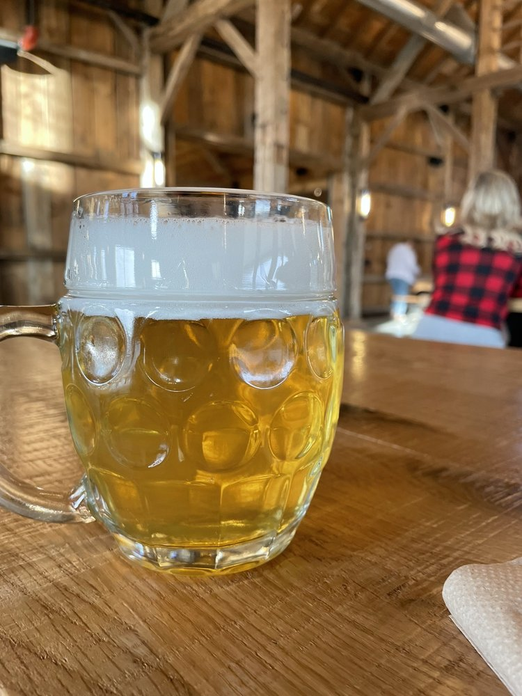 Henmick Farm and brewery: 4380 N Old State Rd, Delaware, OH