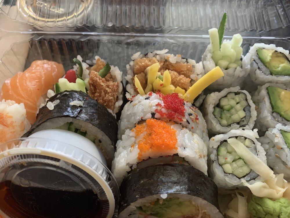 Yakki Sushi: 3765 Rue Masson E, Montreal, QC