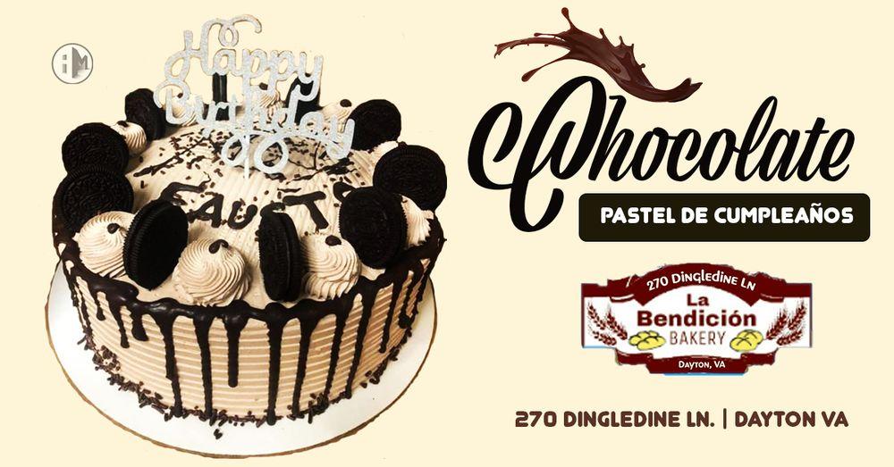 Panaderia La Bendicion: 270 Dingledine Ln, Dayton, VA
