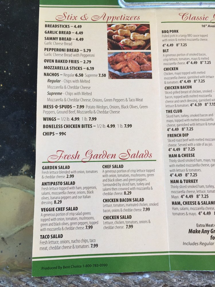 Samuel Manchino's Italian Eatery