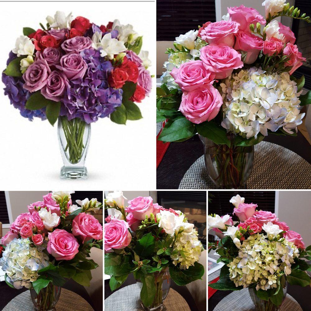 Charlottes Web Florist Florists 231 425 1 St Sw Calgary Ab