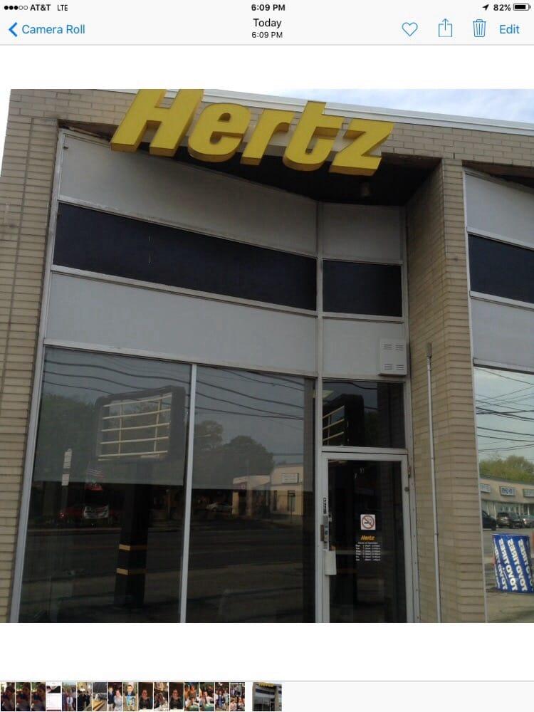 Hertz Rent A Car Huntington Ny