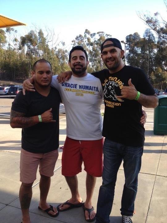 Black Belt & Kids Wrestling Instructor Ronnie Major, Head