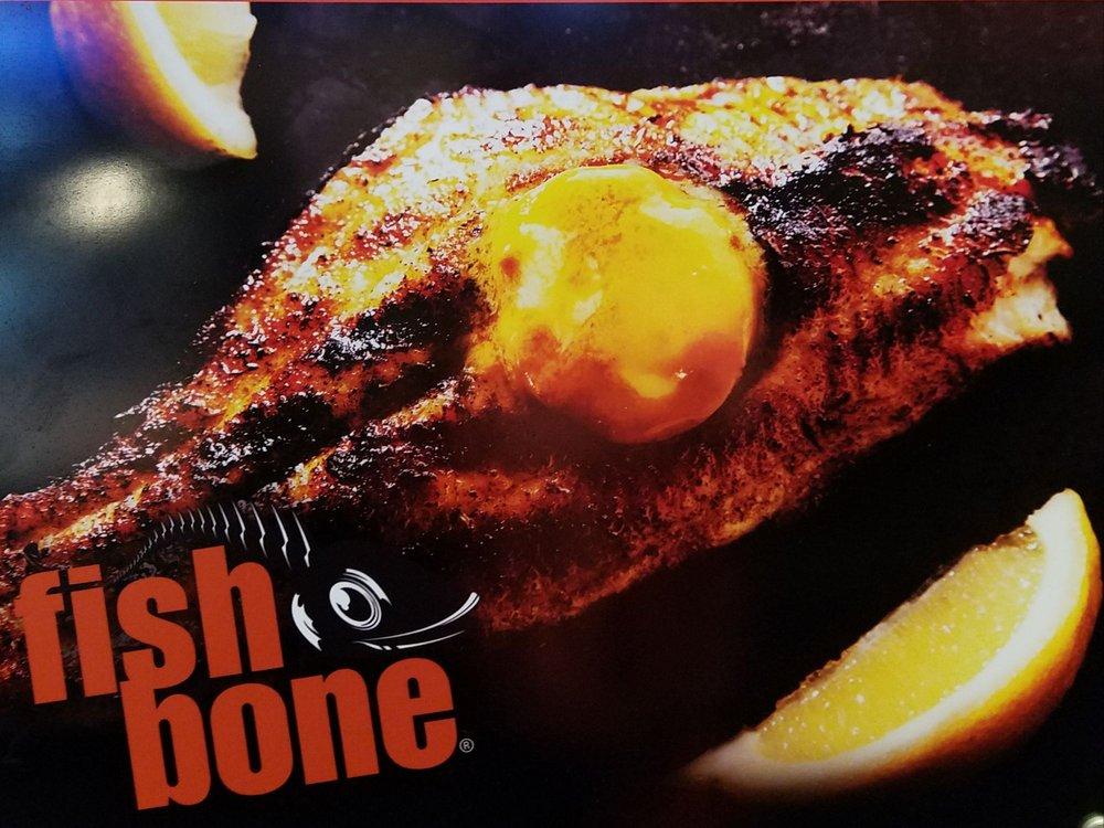 Fishbone Seafood: 162 E Compton Blvd, Compton, CA