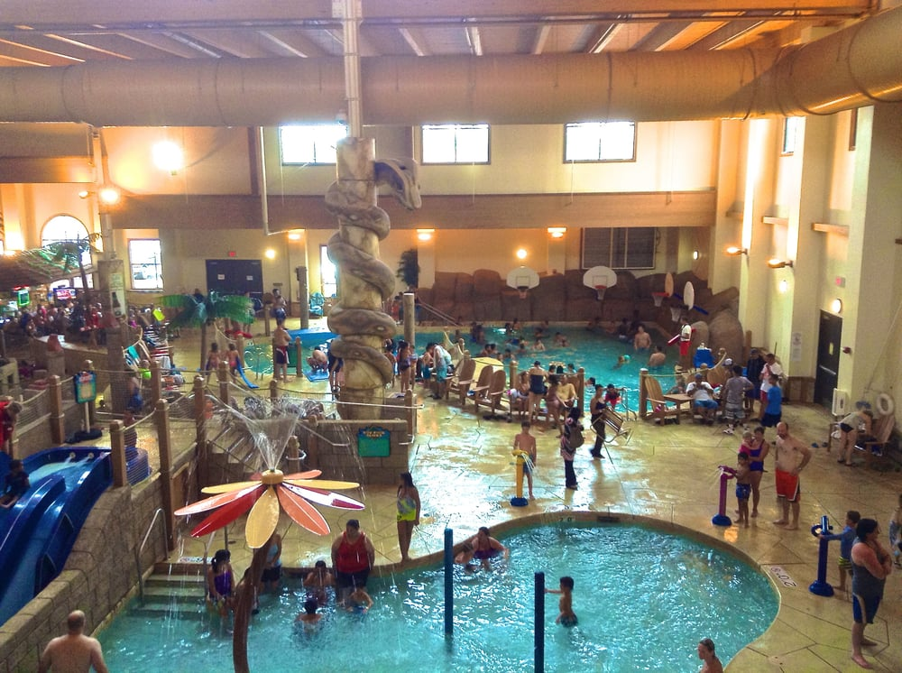 Chula Vista Resort Condominiums Wisconsin Dells Wi: Indoor Water Park Lost Rios