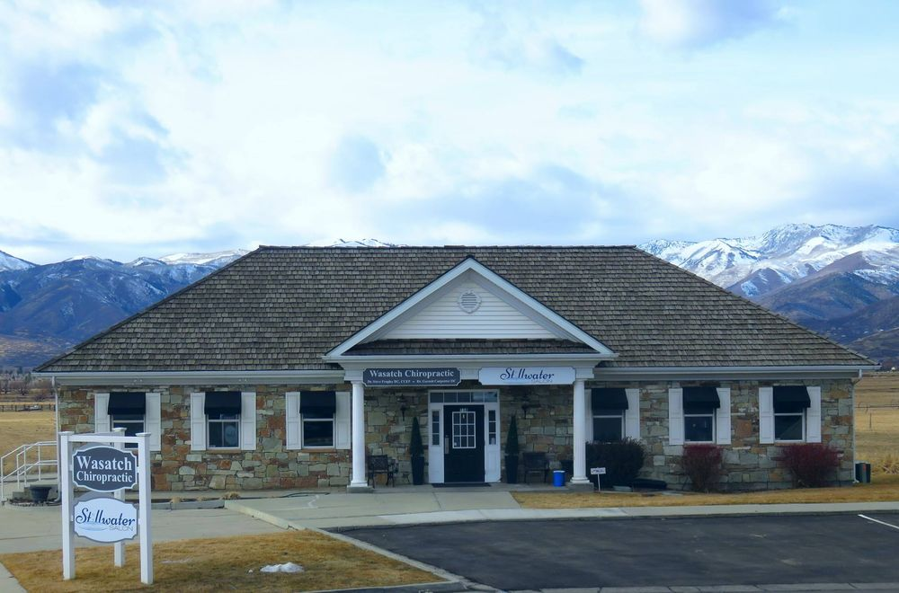 Wasatch Chiropractic Office: 758 W 100th S, Heber City, UT