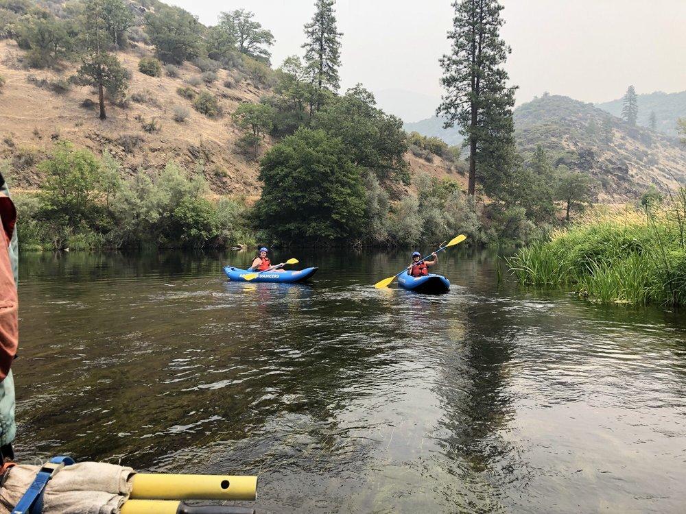 River Dancers Rafting: 308 S Mount Shasta Blvd, Mount Shasta, CA