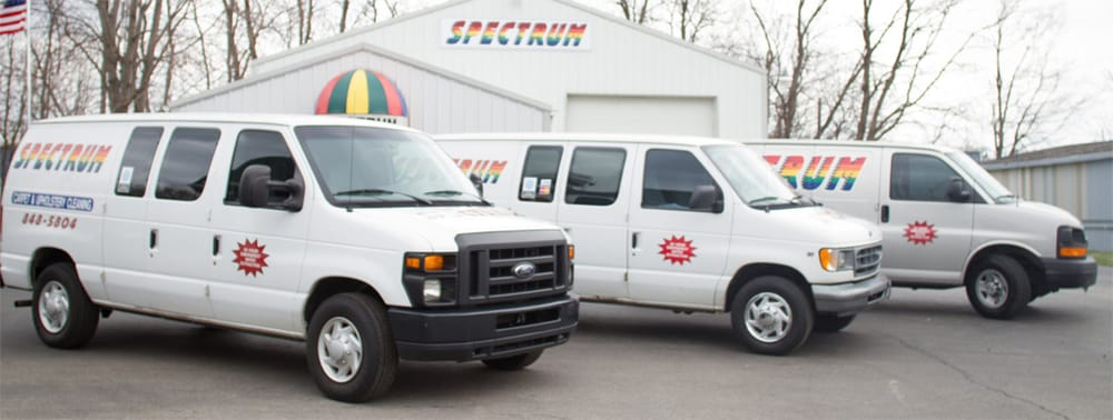 Spectrum Carpet & Upholstery Cleaning: 508 S Division St, Bristol, IN