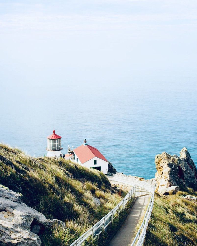 Point Reyes National Seashore - Lighthouse: 1 Bear Valley Rd, Point Reyes Station, CA