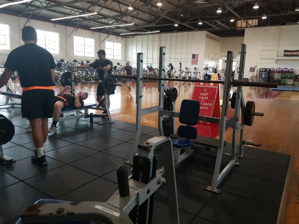 MWR Family Fitness Center