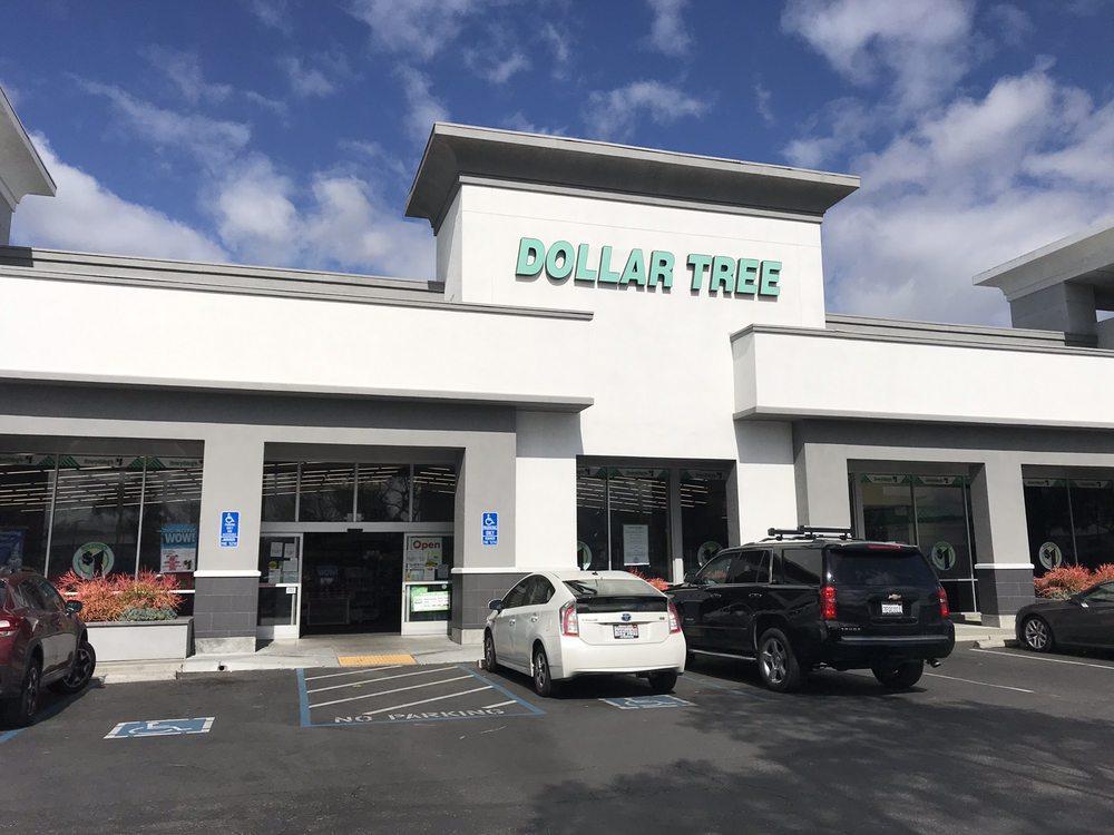 Dollar Tree: 150 N San Tomas Aquino Rd, Campbell, CA