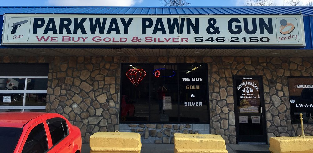 Parkway Pawn & Gun: Knox Plz, Barbourville, KY
