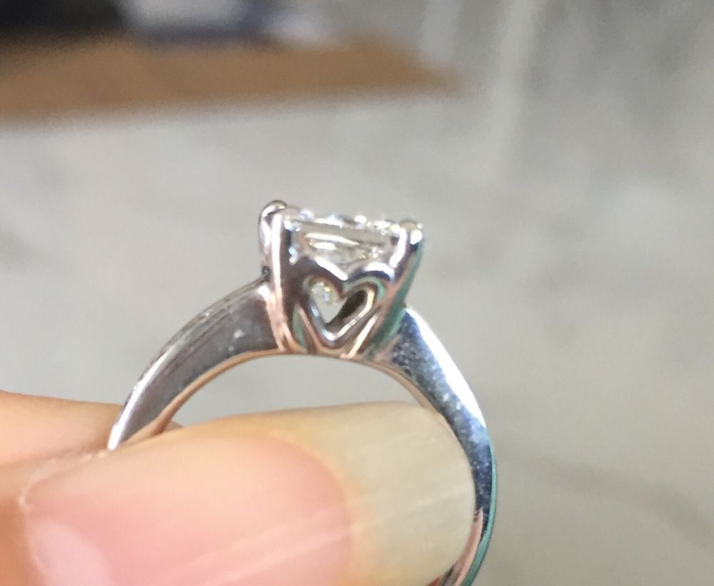 Pacific Diamond Wedding Rings