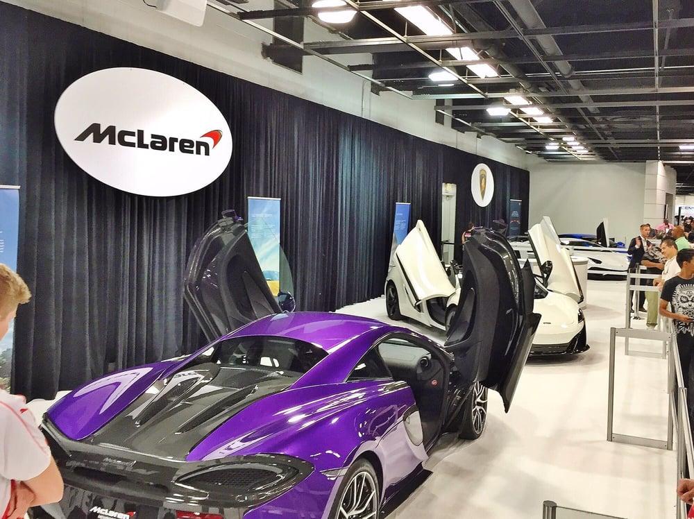 OC Auto Show Anaheim Convention Center Yelp - Automotive convention
