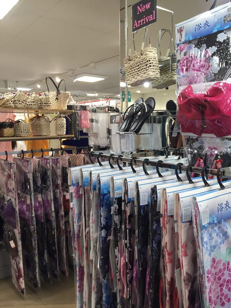 Shimamura fashion center